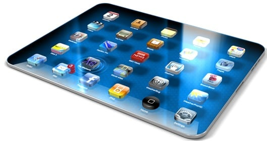 ipad 3d features e1304695015152 - Apple surferait-elle aussi sur la vague de la 3D ?
