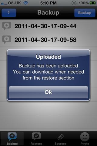 [Jailbreak] Ne perdez plus vos vos applications Cydia grâce à xBackup