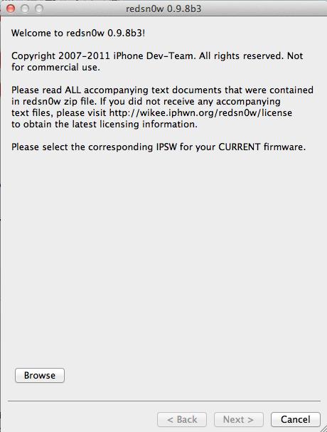 iOS 4.3.4 est déjà jailbreaké !!!