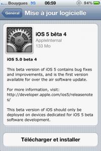 iOS 5 OTA