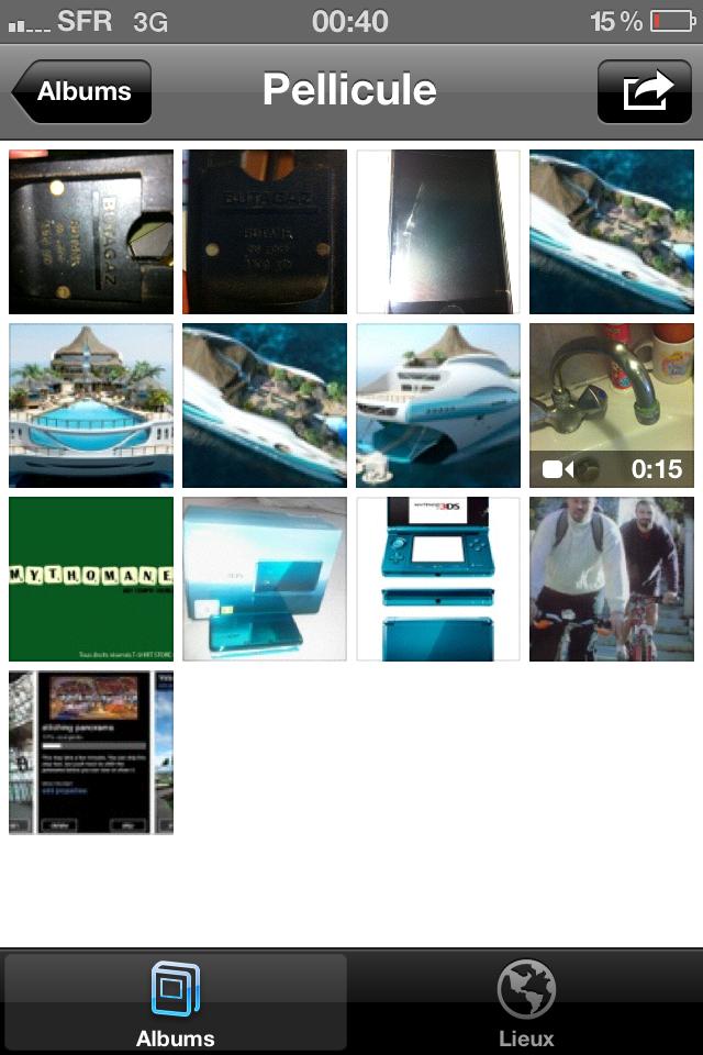 Tutoriel : supprimer rapidement ses photos sur iPhone
