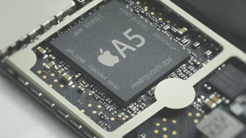 applea5closeup1 - iPhone 5 : disponible en 2012 seulement?