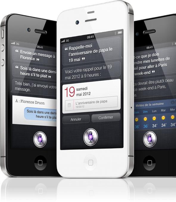 Siri1 - Un iPhone 4S insulte un enfant dans un supermarché