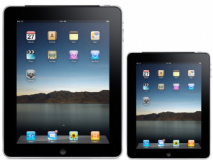 iPad Mini 300x226 - Rumeur: Un iPad Mini pour 2012 !
