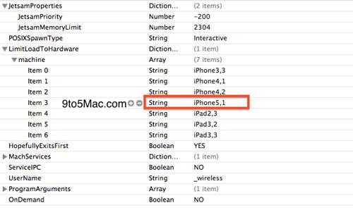 iphone5code