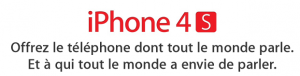 Iphone 4S mail