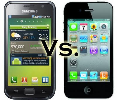 Apple – Samsung : Apple sort un rapport Samsung de 132 pages concernant l'iPhone !