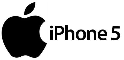 iPhone 5 Logo - Un nouveau concept d'iPhone 5.