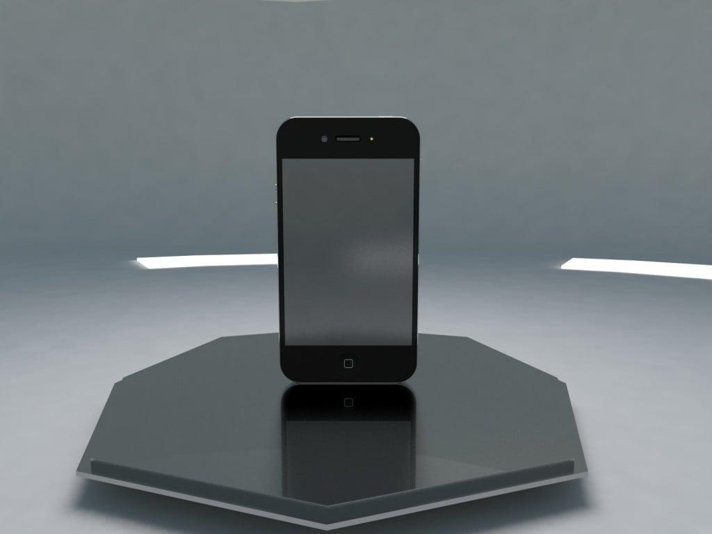 iPhone5 1 - L'iPhone 5 attendu pour le mois d'Octobre 2012..?
