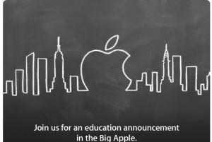 Apple 19 Janvier 300x201 - Apple : annonce spéciale à venir le 19 Janvier prochain
