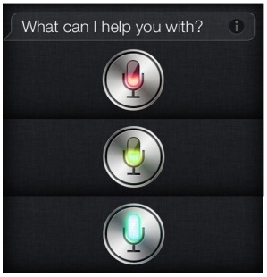 Siri mic colors - [TWEAK] Siri Mic Colors: Un Siri de toutes les couleurs !