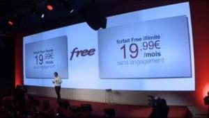 La Keynote de Free !