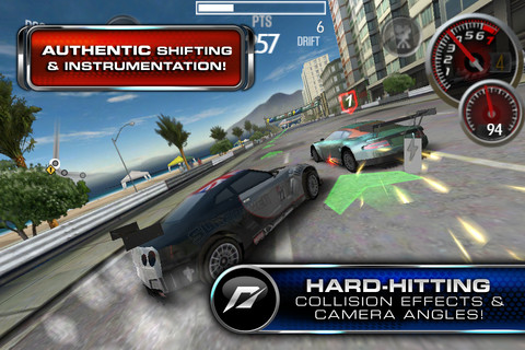 need for speed shift 2 unleashed d sormais gratuit. Black Bedroom Furniture Sets. Home Design Ideas