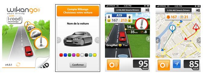 wikango wis - [WIKANGO] Refonte totale des applis d'aide à la conduite!