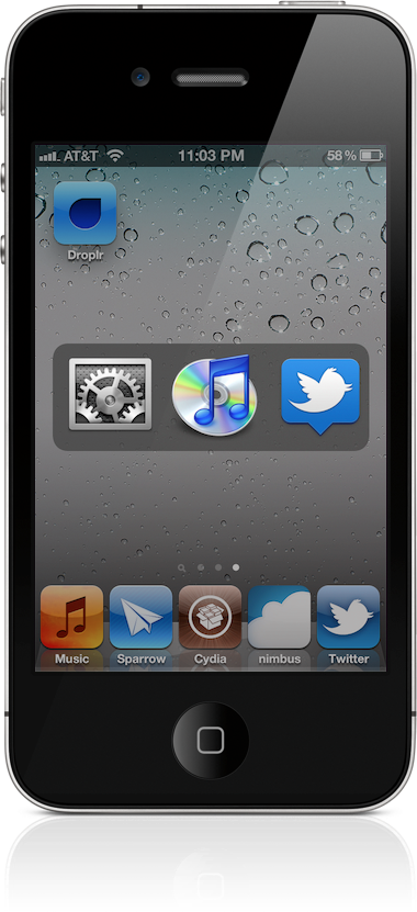 131 -  [Tweak Cydia] CmdTab : Quand les raccourcis Mac OSX arrive sur iOS