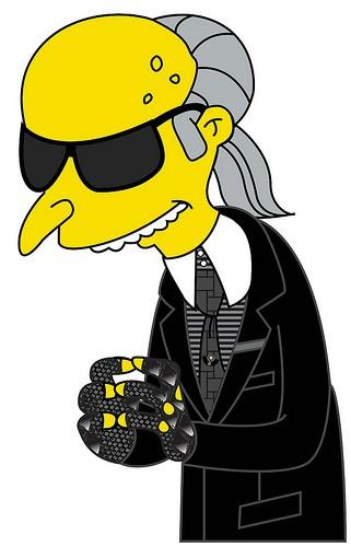 Apple encore dans les Simpsons