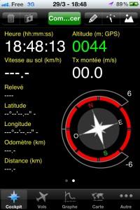 2 200x300 - [TEST] Skylogger, une appli très propre pour le vol libre