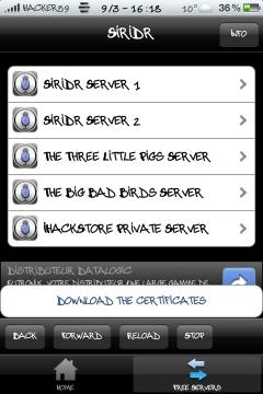 20120309 183852 - [TWEAK] SiriDR passe en Version 1.0