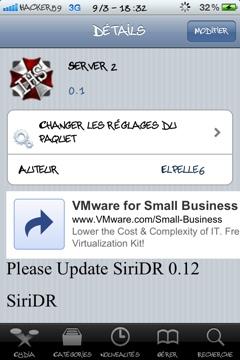 20120309 184142 - [TWEAK] SiriDR passe en Version 1.0