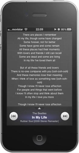 Singit!, votre musique avec les paroles