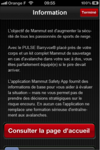 [TEST] Safety, par Mammut®