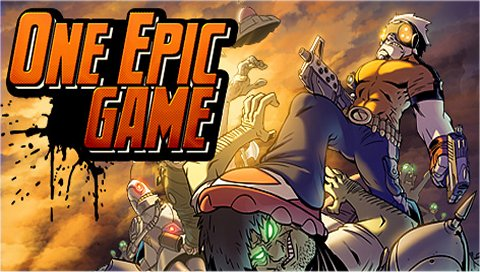OneEpicGameTitle - Test de One more epic game