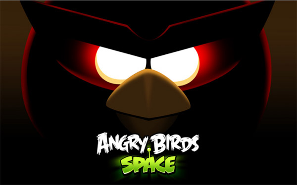 Angry Birds Space: 100 000 000 téléchargements !