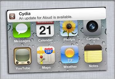 appa - [TWEAK] AptDate recevez par notification vos mise a jour de cydia