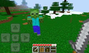 minecraft pocket edition update 020alpha 1 300x180 - Minecraft 0.2.0 alpha, le mode survival disponible !