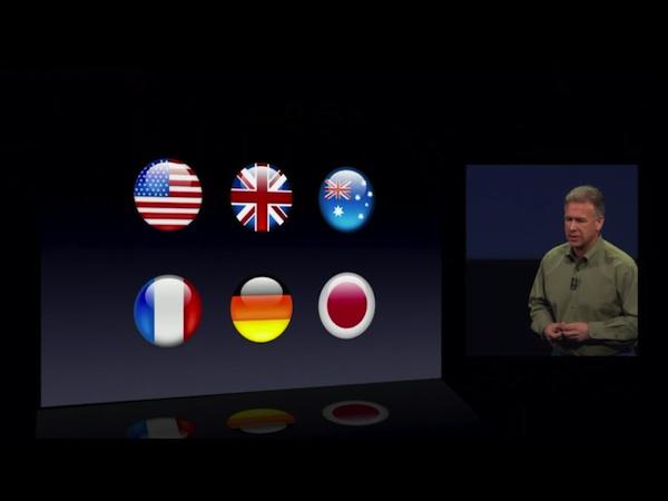 siri 6 langues 4f589c5b837e9 - News - Siri parlera italien cette année!