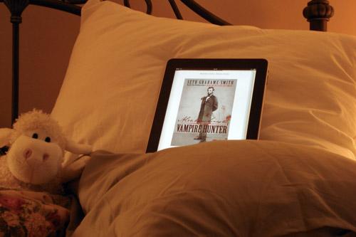 0409 bedtime 1000 - L'iPad mieux que l'amour