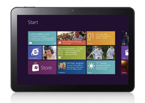 14 windows 8 tablet - Microsoft et Intel: tout contre l'iPad