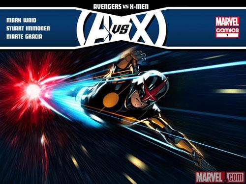 avengers 20vs 20xmen 20infinite - Marvel : vers l'Infinite et au-delà