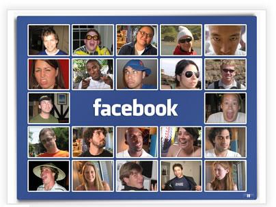 Facebook passe au Retina