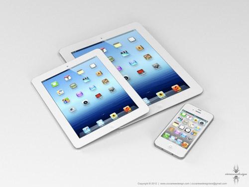 ipad mini update 03 ciccaresedesign 2 - Rumeur : iPad mini, une sortie au Q3, un prix de 249$ ?