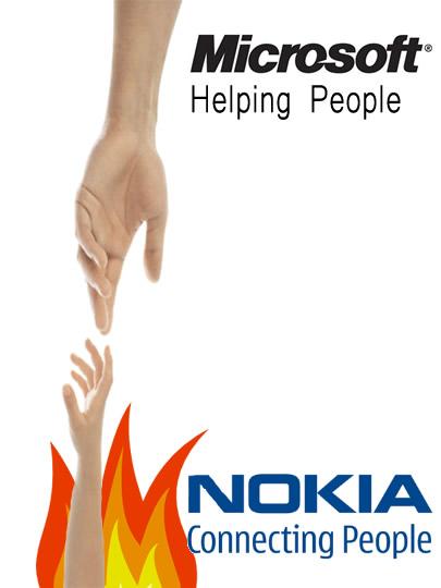 Microsoft/Nokia contre le reste du monde