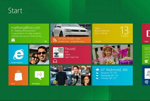 Windows 8 sur iPad