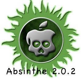 absinthe 2.0.2 - Jailbreak : Absinthe passe en version 2.0.2