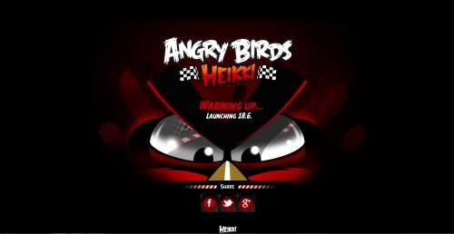 Les Angry Birds bientôt de retour
