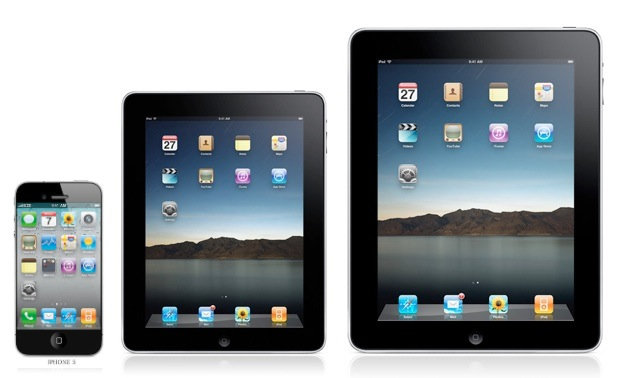 Mini Ipad et Iphone 5