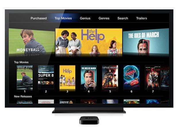 tv apple - La TV d'Apple ne devrait pas voir le jour avant 2014