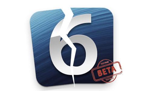 iOS 6 Beta 4 : Jailbreak déjà accompli !