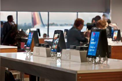 Les aéroports nord-américains vont bientôt proposer des iPads gratuitement pendant que vous attendez votre vol