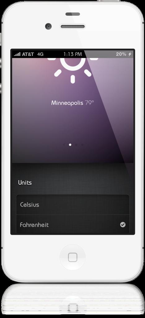 Sun 2 - [APPLICATION] Sun une Web App meteo d'un nouveau genre !