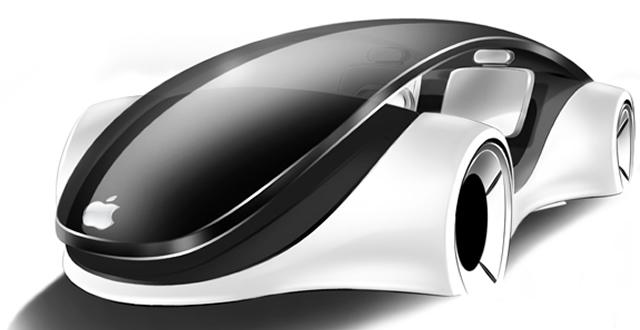 Insolite : L'iCar imaginée avant l'iPhone !