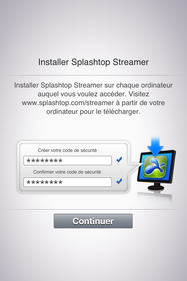 photo 3 - Splashtop Remote Desktop : contrôler son PC/MAC depuis son iDevice.