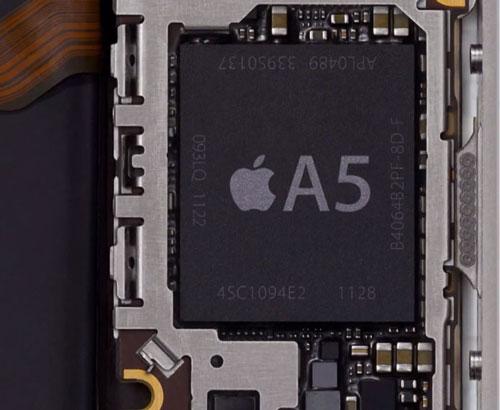 [RUMEUR] Un processeur 4 coeurs pour l'iPhone 5 ?