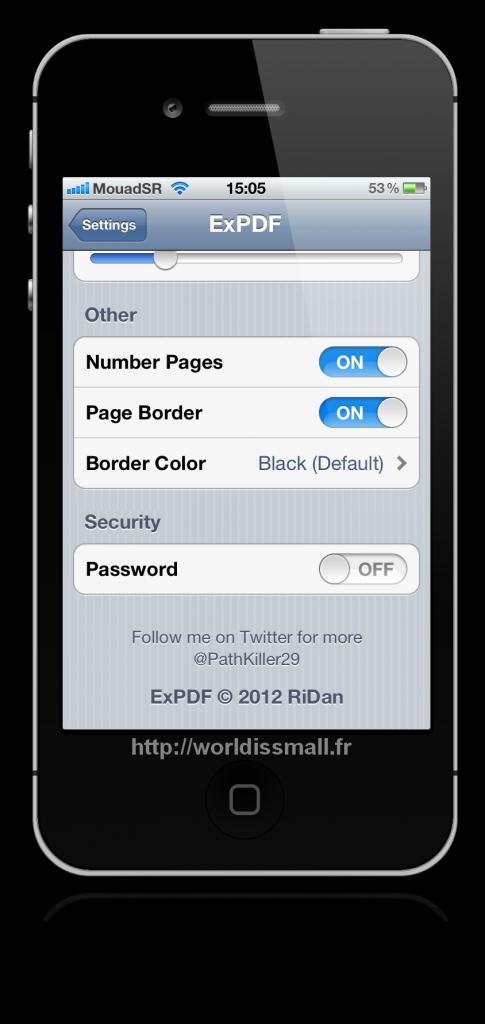 02 485x1024 - [TWEAK] ExPDF: Convertir vos notes en fichiers PDF