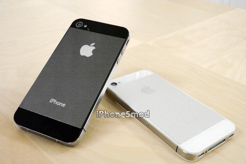 [INSOLITE] Pour 30$: Convertir son iPhone 4/4s en 'nouvel iPhone' niveau look!