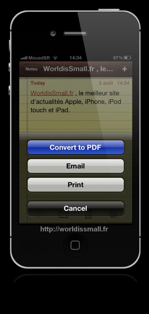 12 485x1024 - [TWEAK] ExPDF: Convertir vos notes en fichiers PDF